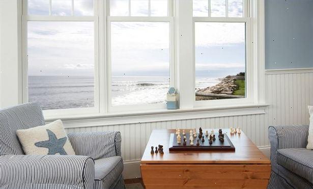 Hoe maak je een cape cod huis te versieren e2r - Hoe een moderne woonkamer te versieren ...