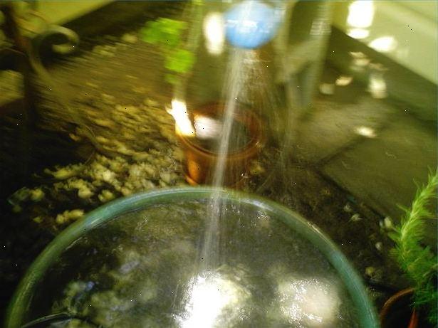 Hoe maak je een tuin fontein te maken e2r - Hoe een heuvelachtige tuin te plannen ...