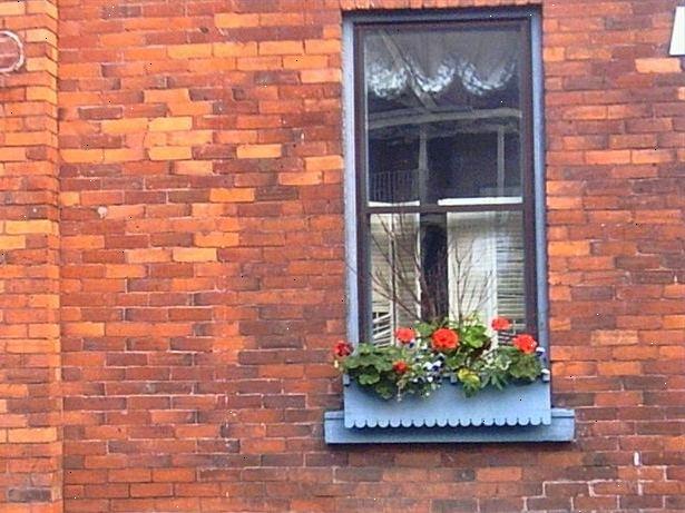 Het maken van een venster valance: ideeën voor valletjes, gordijnen ...