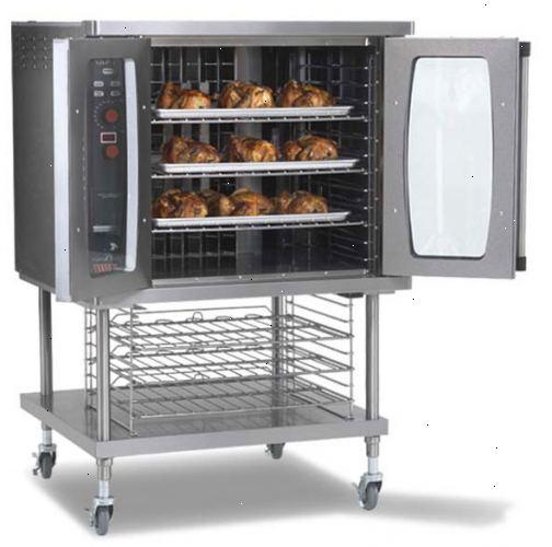 Wat is een convectie oven