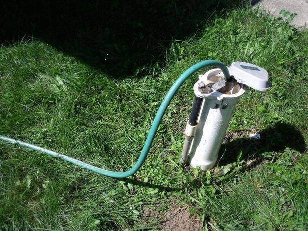 Beste Hoe een diepe waterput werkt – E2R TG-61