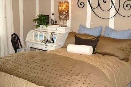 Hoe kunt u uw slaapkamer te versieren in het Engels landelijke stijl ...