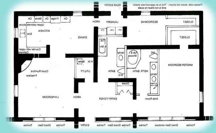 Huis plan tekenen for Ontwerp plattegrond
