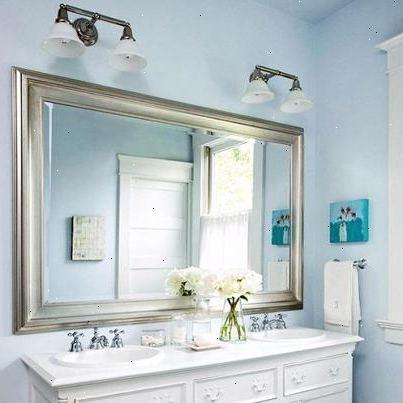 Hoe maak je een badkamer ijdelheid te maken uit een oud dressoir – E2R