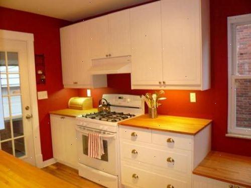 Hoe maak je een keuken te versieren met oneven kleuren e2r - Verf keuken lichtgrijs ...